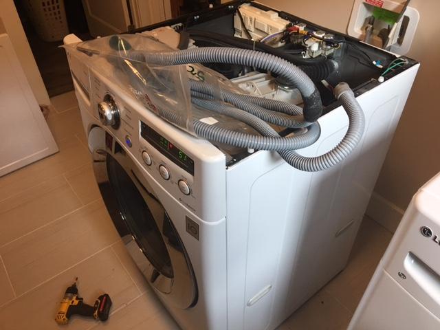LG Washer Drain Hose
